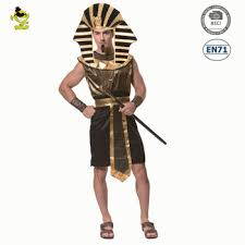 Halloween Costume Men Halloween Costume Factory Supply Party Egyptian Pharaoh Cosplay