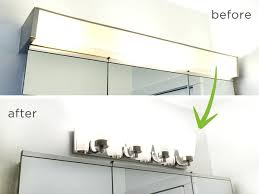 Bathroom Electrical Outlet Bathroom Lighting Over Mirror Two Light Fixture Lowes Bulbs Led