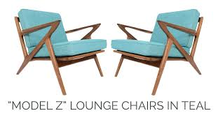 mid century vintage chairs danish modern dining pair of solid