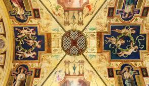 Ceiling Art New York Mural U0026 Art Deco U2013 The Sherry U0027s Travel Concierge Blog