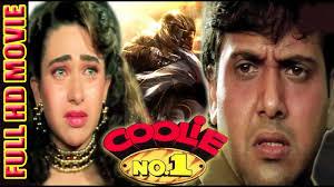 biography of movie coolie awesome coolie no 1 govinda karisma kapoor kader khan shakti