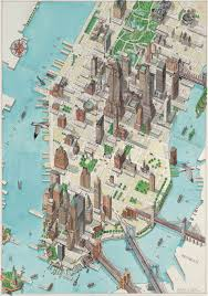 Map Of New York City Attractions Pdf by Droll Danes