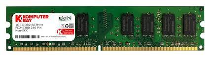Ram Ddr2 Komputerbay 8gb 2 X 4gb Ddr2 Dimm 240 Pin 667mhz Pc2 5400 Pc2