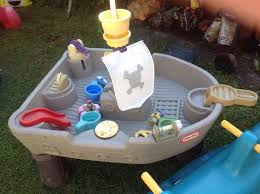 Little Tikes Play Table Little Tikes Outdoor Toys Slide Pirate Ship Water Play Table