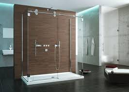 The Shower Door Doctor A Frameless Glass Shower Door Shows Your Tile And Fixtures And