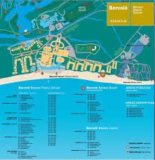 Map Dominican Republic Resort Map Punta Cana Map Of Barcelo Bavaro Palace Deluxe Punta