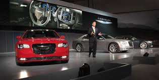 the motoring world usa the aggresive new chrysler 300c gets a