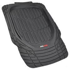 discount lexus floor mats flextough shell rubber floor mats black heavy duty deep channels
