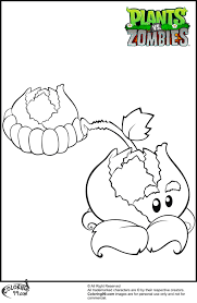 fancy plants vs zombies coloring pages 76 with additional free