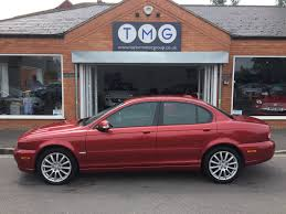 used jaguar x type red for sale motors co uk