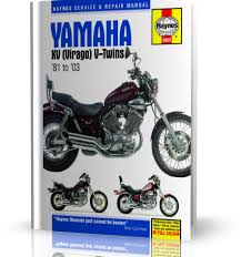 yamaha xv u0026 sv virago v twins 1981 2003 instrukcja napraw