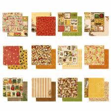 bo bunny designer paper 15 5 x 15 5 cm hobby crafts24 eu