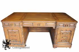 Executive Desk Sale Antique Executive Desk Ebay