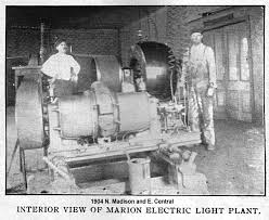 city water light and power marion electric light and water company marion illinois history