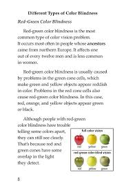 What Causes Red Green Color Blindness Color Blindness