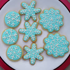 sugar dot cookies december 2011