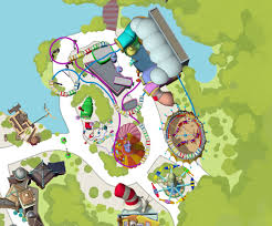 Universal Orlando Map The Cat In The Hat Universal U0027s Islands Of Adventure