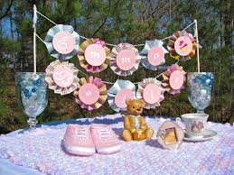 Home Made Baby Shower Decorations - lots of baby shower banner ideas decorations