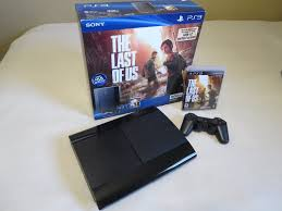 playstation 3 console black friday unboxing ps3 500gb the last of us bundle youtube