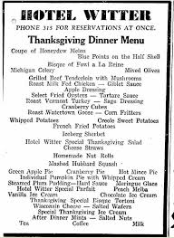 thanksgiving yesteryear once more