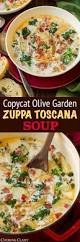 olive garden thanksgiving best 25 tuscan soup ideas on pinterest zuppa toscana soup