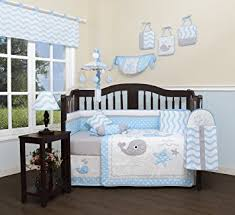 Whale Crib Bedding Boutique Baby Lovely Whale 13 Nursery Crib