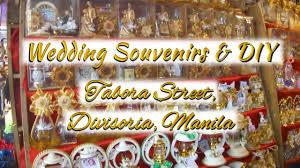 wedding souvenir wedding souvenir giveaways tabora divisoria manila