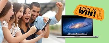 refurbished macbook pro sweepstakes april may 2016 gainsaver