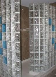 glass block bathroom designs doorless shower design glass block showers doorless shower