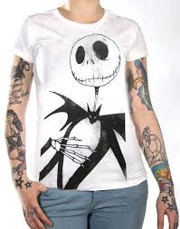 nightmare before t shirt horrific