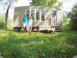 shannon u0026 tim in a tiny house u2014 tiny house tiny footprint