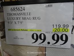 Costco Rugs And Runners Thomasville Luxury Shag Rug