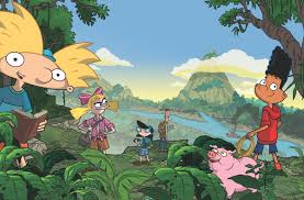 thanksgiving movie trailer hey arnold the jungle movie trailer is adventurous romantic