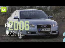 2006 audi a4 weight 2006 audi a4 3 2 quattro tiptronic specs review