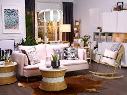 Living Room Furniture  Ideas IKEA - Dining room table with sofa seating