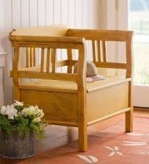 Real Simple Storage Bench Instructions by Oak Storage Benches Foter