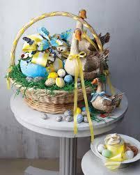 martha u0027s stunning easter basket creations martha stewart