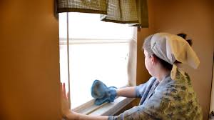 fastest way to clean mini blinds and wash windows youtube