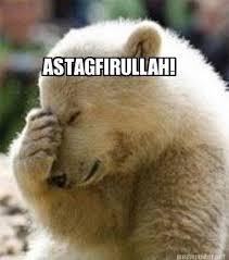 Funny Bear Memes - meme maker astagfirullah3