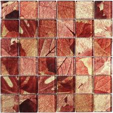 Wholesale Glass Mosaic Tile Squares Red Rose Pattern 304 by 96 Best Tile Images On Pinterest Flooring Tiles Bathroom Ideas