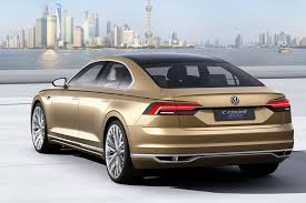 volkswagen cars 2015 super size cc world debut for new vw c coupe gte in shanghai by
