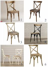X Back Bistro Chair X Back Dining Room Chairs Migonis Home