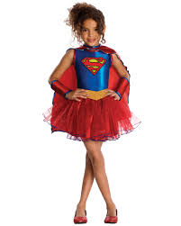 Walmart Halloween Costumes Toddler Supergirl Tutu Child Halloween Costume Walmart