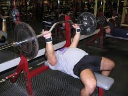 Max Bench Workout Exercise Of The Week Flat Barbell Bench Press