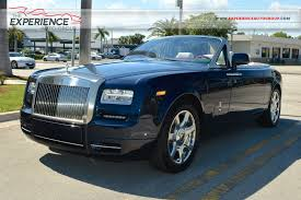 roll royce phantom drophead coupe used 2014 rolls royce phantom drophead coupe series ii for sale