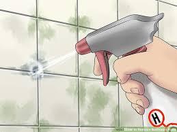 Mold In Bathtub 5 Ways To Remove Bathroom Mold Wikihow
