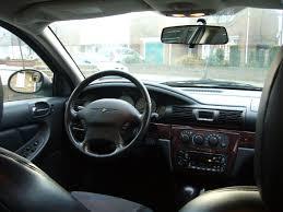 2004 Chrysler Sebring Convertible Interior 2003 Chrysler Sebring Information And Photos Zombiedrive
