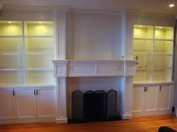 built in cabinets around fireplace binhminh decoration