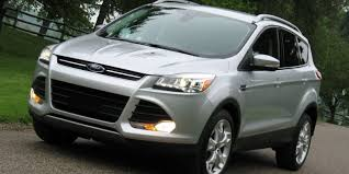 suv ford escape clever functionality 2015 ford escape suv