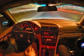 bmw dashboard at night 0 130mph in 10 clicks e38 content